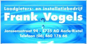 Frank Vogels Loodgieters- en Installatiebedrijf