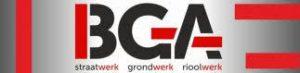 BGA vof, Straatwerk, Grondwerk, Rioolwerk
