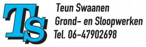 Teun Swaanen Grond- en Sloopwerken